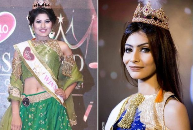 Jannatul Nayeem Avril - Modella Bangladesh