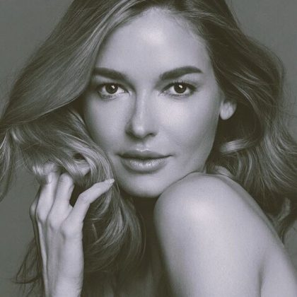 Kathrin Werderitsch - Modella nata in Austria