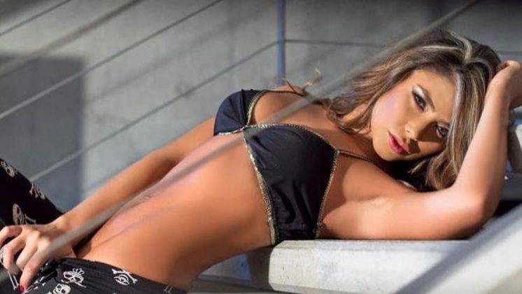 Paola Canas - Modella colombiana