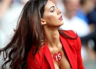 Modelle albanesi famose - erjona-sulejmani