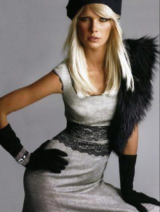 Devi Drigen - Modella Olandese famosa