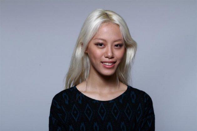 Sheena Liam - Modella Cinese