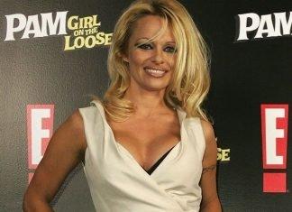 Pamela Anderson Oggi