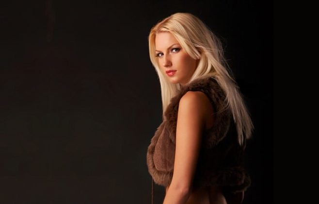 Petra Johansson - modella svedese famosa