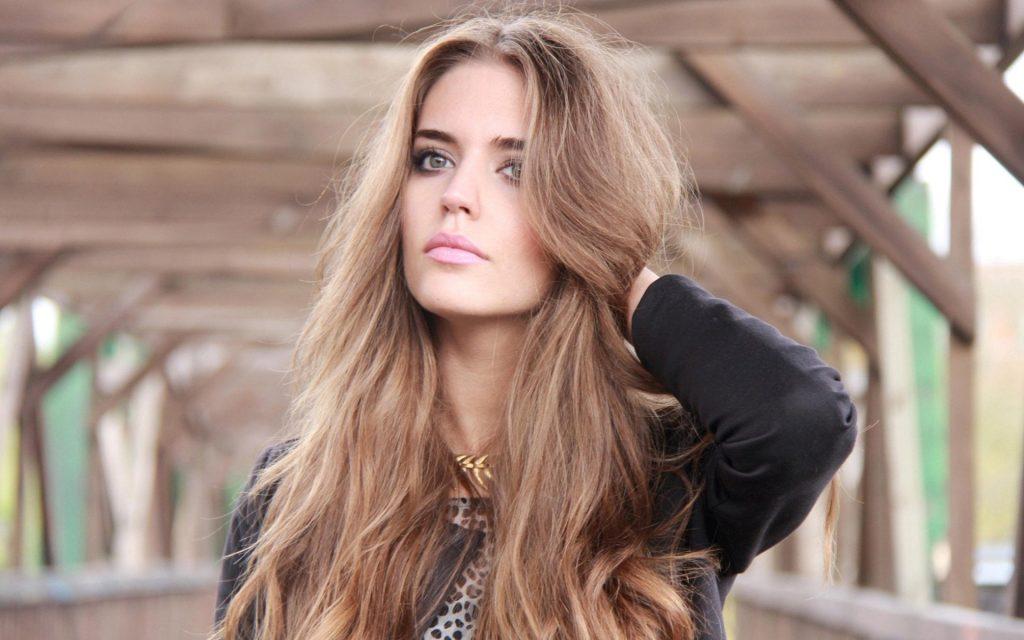 Clara Alonso Modella Spagnola