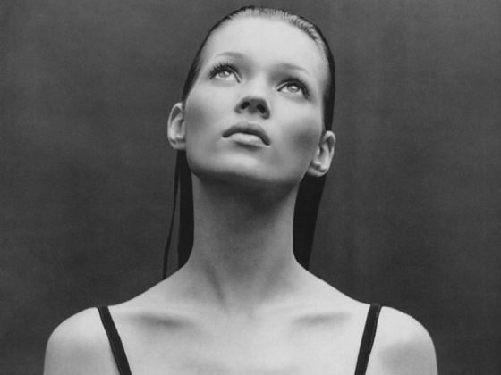 Kate Moss - Top Model Inglese