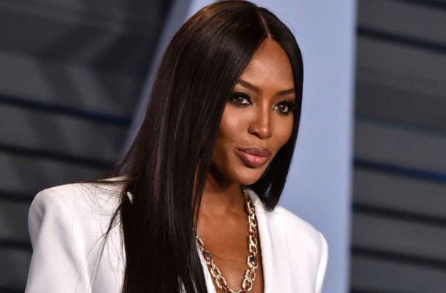 Naomi-Campbell Modella Inglese