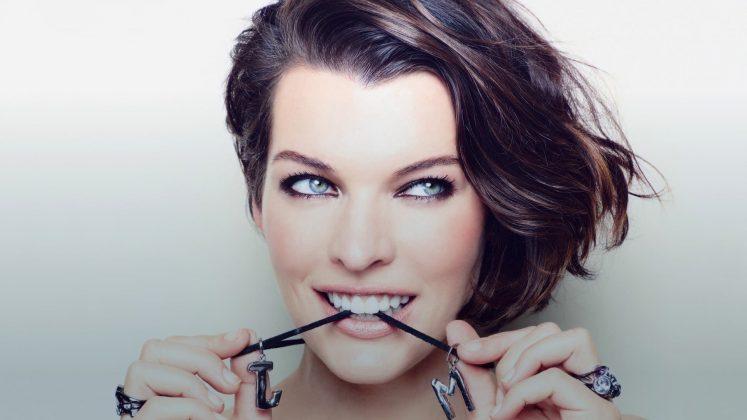 Milla Jovovich - modelle ucraine famose