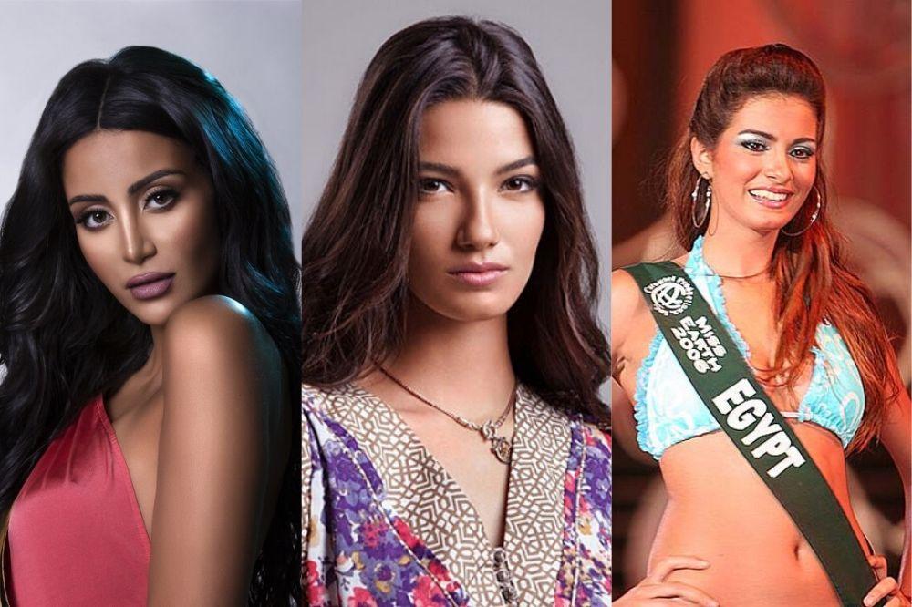 modelle egiziane famose nel mondo