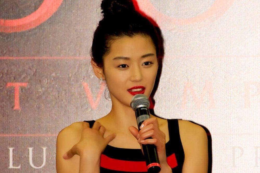 Modella coreana bella