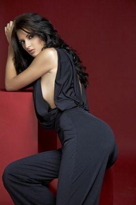 Ramona Gabor - Modella Rumena