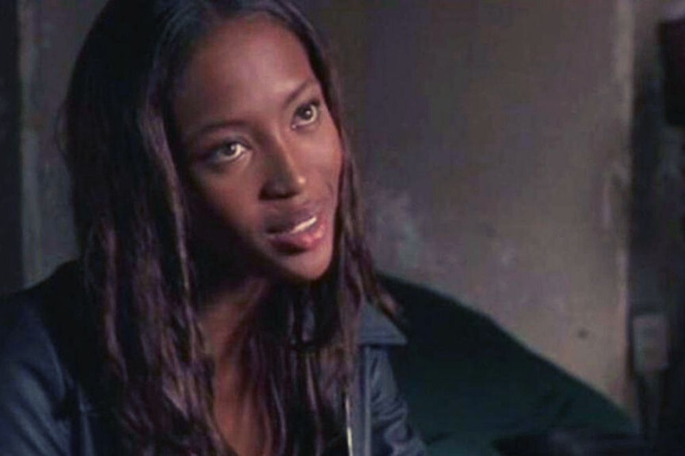 naomi campbell al cinema