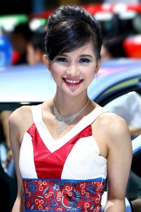 Modella Indonesia