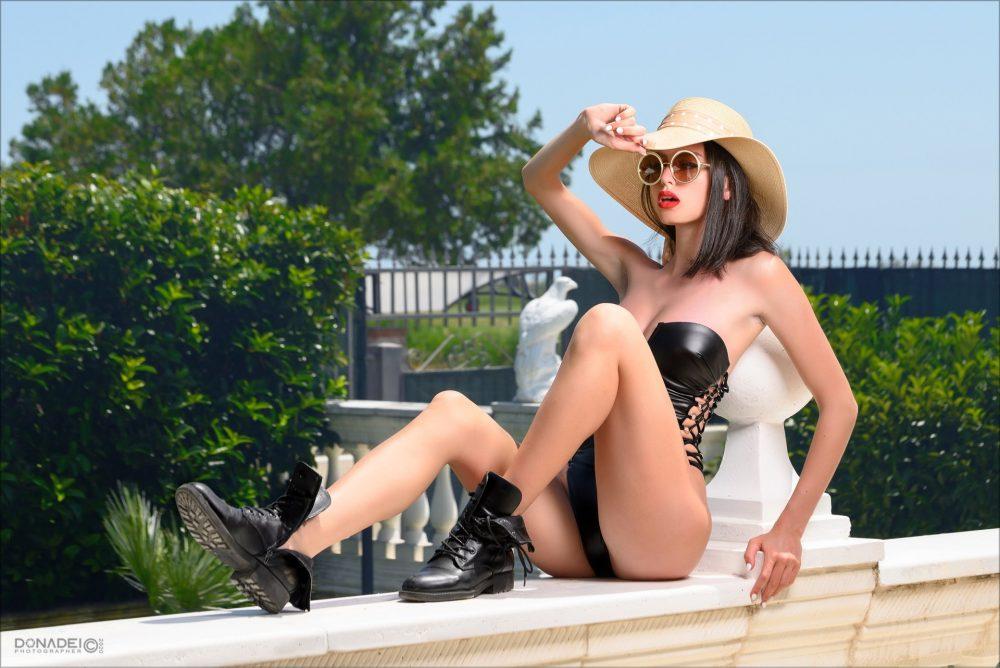 Valentina Corvino, la modella pugliese che ha incantato il mondo della moda