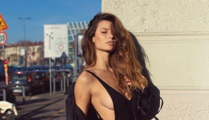 Dayane Mello Modella Brasiliana al GF Vip