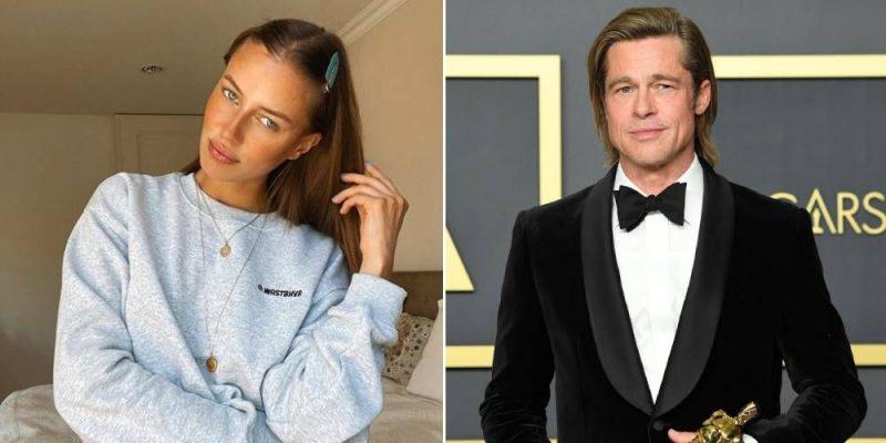 Finita la storia tra Brad Pitt e Nicole Poturalski
