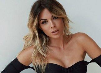 Ludovica pagani - modella italiana