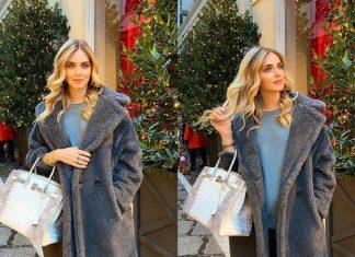 Borsa shopping da 100mila euro per Chiara Ferragni
