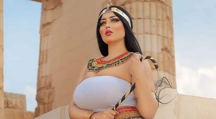 Modella egiziana arrestata per uno shooting sulle Piramidi