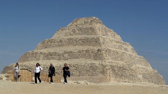 Piramide Djoser al Cairo
