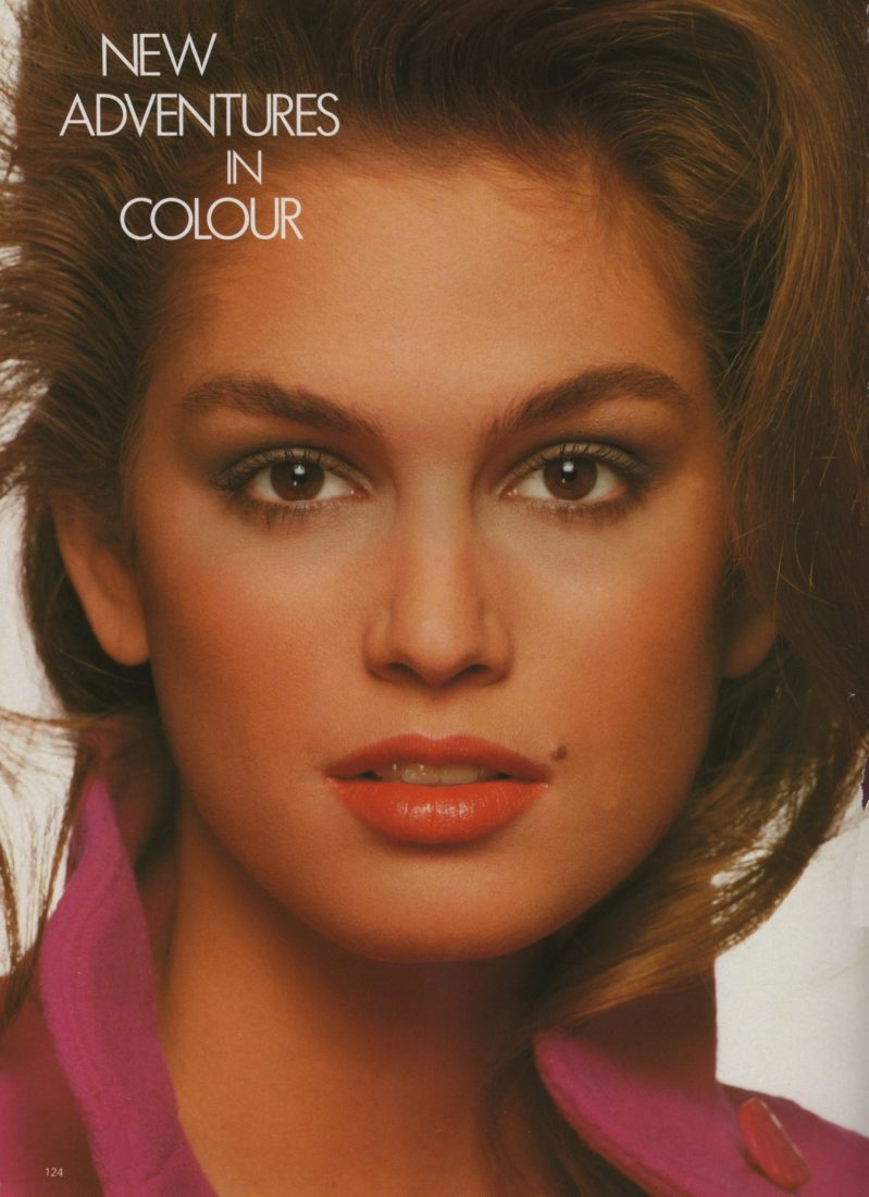 cindy crawford foto